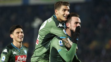 Serie A: Udana pogoń Napoli. Grali Polacy