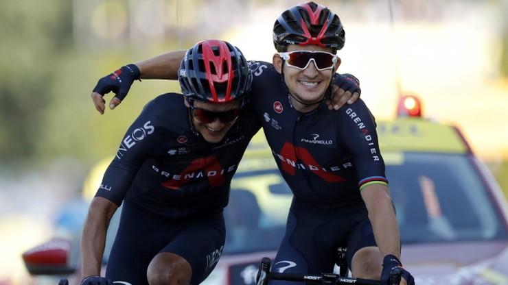 Michał Kwiatkowski nie jest pierwszy. Polacy na podium Tour de France