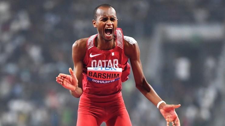 MŚ Doha 2019: Show Barshima! W wielkim stylu obronił tytuł