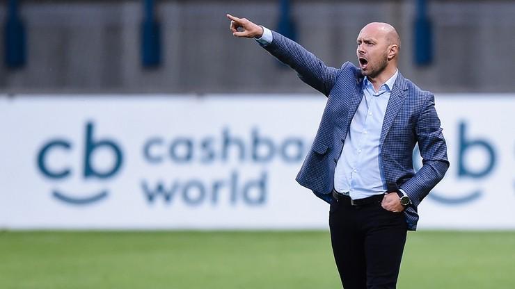 Artur Skowronek: Zależy nam, aby zajść daleko w Fortuna Pucharze Polski
