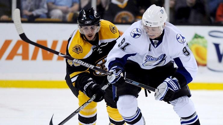 NHL: Lightning rozbili Islanders w pierwszym meczu finału na Wschodzie