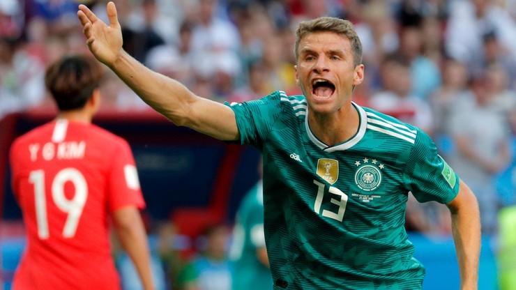 Mueller wróci do kadry, ale nie na Euro? Celuje w inny turniej