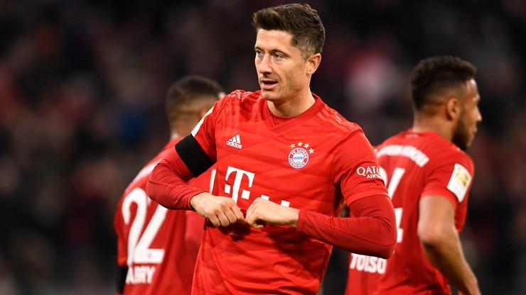 LM: Lewandowski jak Ronaldo! Polak wyrównał rekord Portugalczyka