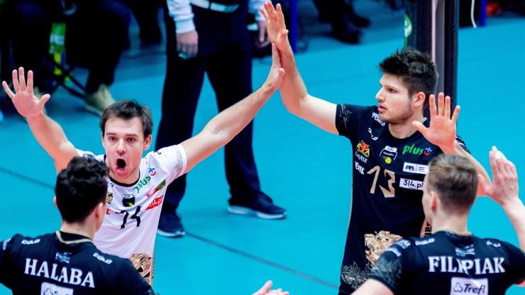 PlusLiga: Trefl Gdańsk - Grupa Azoty ZAKSA Kędzierzyn-Koźle. Transmisja w Polsacie Sport