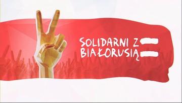 """Koncert """"Solidarni z Białorusią"""". """"Dajmy siły naszym białoruskim przyjaciołom"""""""