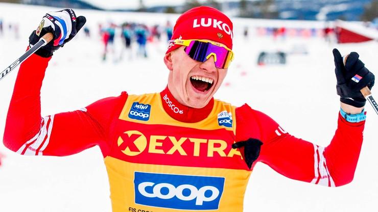 PŚ w biegach: Norwegowie rezygnują ze startu, Bolszunow się cieszy
