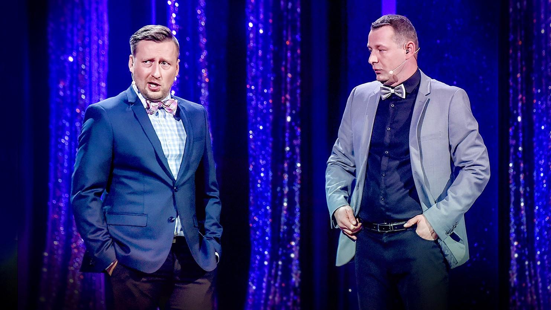 """""""Kabaret na Żywo"""" powołał """"Ministerstwo Śmiechu"""" - Polsat.pl"""