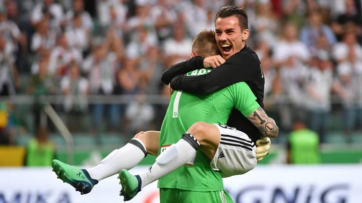 """Włoski piłkarz zachwala Legię. """"Kiedyś wrócę do Warszawy"""""""