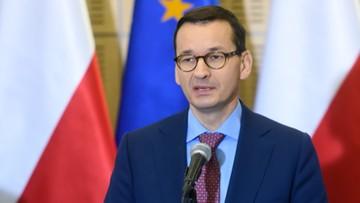 Morawiecki: Polska musi być domem zdolnym pomieścić wszystkich Polaków