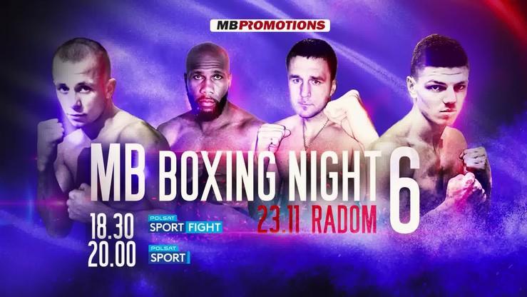 MB Boxing Night 6: Zapowiedź gali
