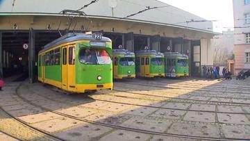 """Poznań bez """"Helmutów"""". Stare Niemieckie tramwaje pójdą na złom"""