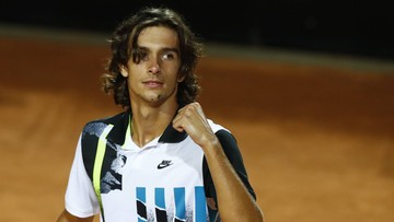 Turniej ATP w Rzymie: 18-latek odprawił Stana Wawrinkę i Kei Nishikoriego