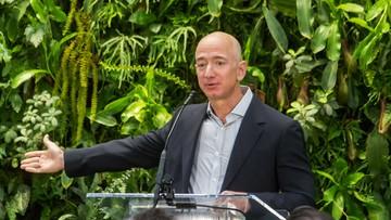 Jeff Bezos pobił rekord zamożności. Astronomiczna kwota