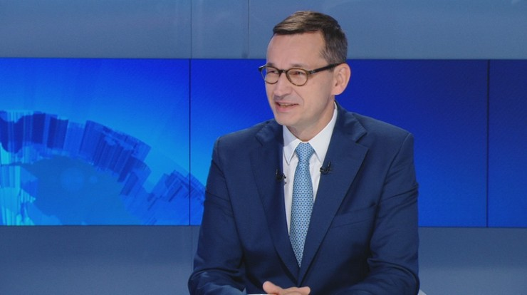 """""""Liczę na europarlamentarzystów z opozycji"""". Premier w """"Gościu Wydarzeń"""""""