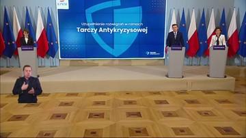 Rząd rozszerza tarczę antykryzysową. Więcej ulg i zwolnień z ZUS