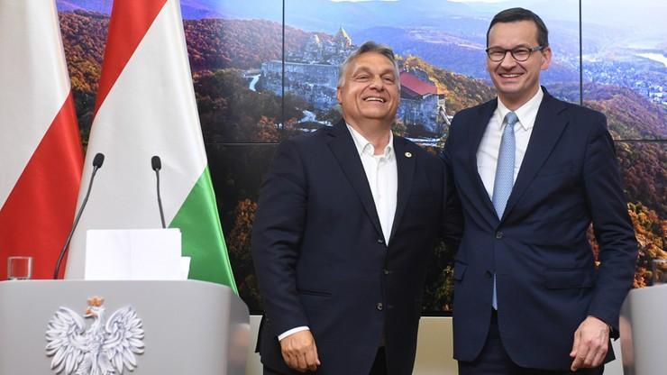 """Morawiecki po szczycie UE. """"Ogromny sukces"""""""