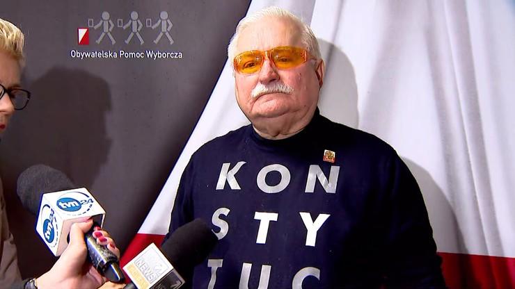 Wałęsa: bez Schetyny Platforma utonie