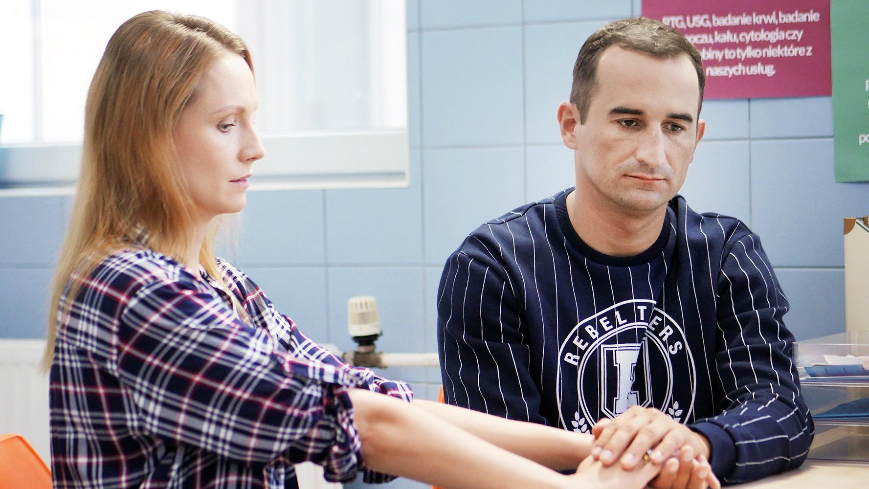 """""""Pierwsza miłość"""" - odcinek 2973: To nie jest ciąża"""