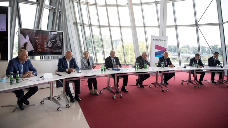 Igrzyska Europejskie 2023: Delegacja EOC oceniła przygotowania Małopolski