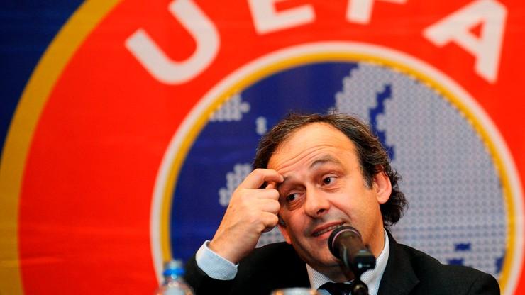 FIFA chce odzyskać pieniądze od Platiniego