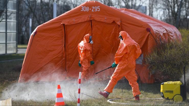 14 nowych przypadków zakażenia koronawirusem w Polsce