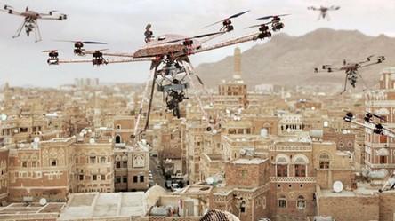 Chiny rozpoczęły masową sprzedaż latających, autonomicznych robo-zabójców