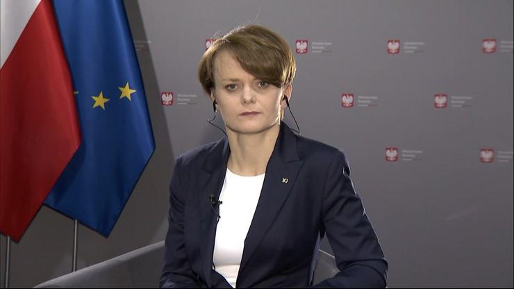 Wicepremier podała termin możliwego otwarcia granic