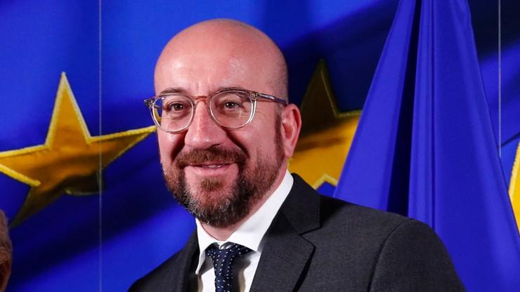 Nowy szef Rady Europejskiej spotka się z premierem Morawieckim. Znamy datę