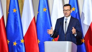 Morawiecki: patologie sądownictwa widzi większość rodaków