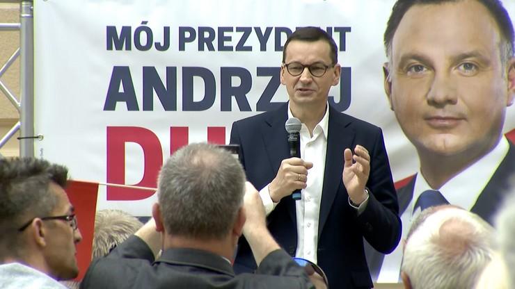 Morawiecki o Trzaskowskim: Nieodrodne dziecko marketingu politycznego Platformy Obywatelskiej
