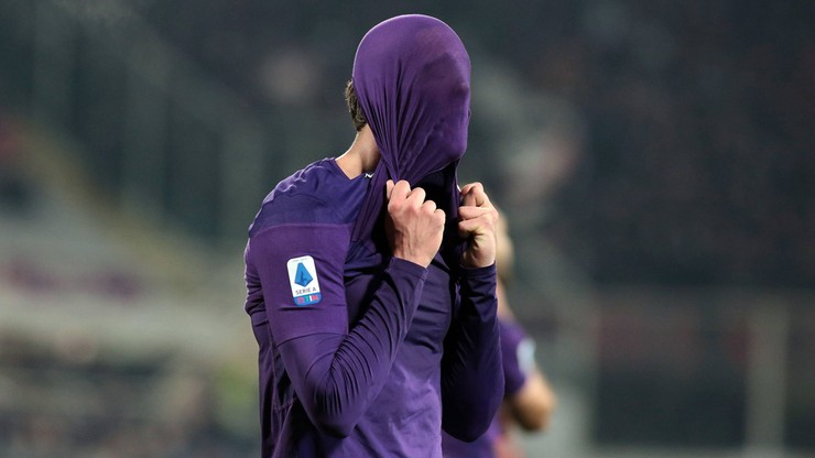 39 stopni gorączki! Tak piłkarz Fiorentiny przechodzi chorobę COVID-19
