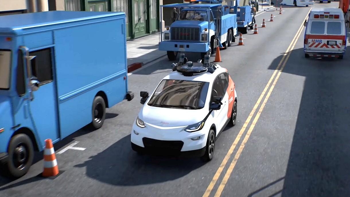 Z taką koszmarną rzeczywistością na drogach musi zmierzyć się samochód autonomiczny [FILM]