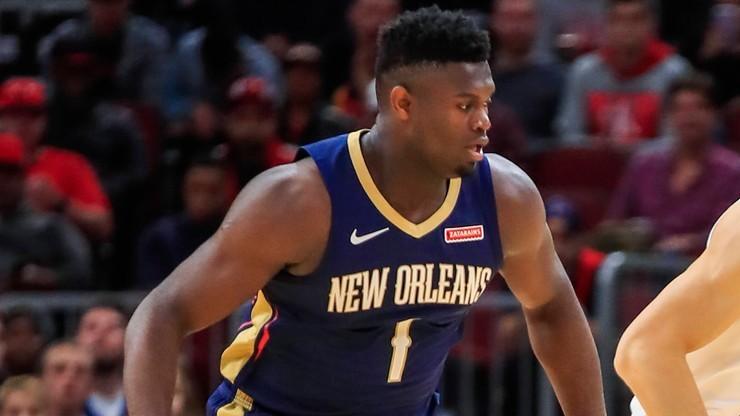 NBA: Williamson wrócił, zaś Sabonis opuścił ośrodek w Orlando