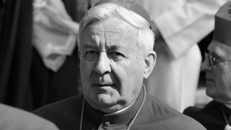Nie żyje arcybiskup Juliusz Paetz. Miał 84 lata