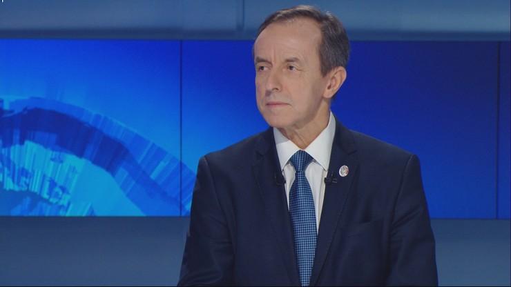 Grodzki: zgłoszą się jeszcze nowi kandydaci na przewodniczącego PO