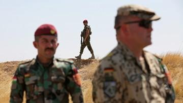 Niemcy wycofują żołnierzy z Iraku. Zostaną czasowo przeniesieni do Jordanii i Kuwejtu
