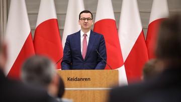 """""""Mamy podobne poglądy ws. polityki klimatycznej"""". Premier w Japonii"""