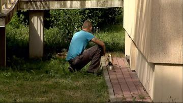 Rozpacz w rodzinie i wśród sąsiadów. Rodzeństwo wypadło z 9. piętra w Koszalinie
