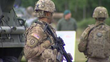 20 tys. żołnierzy USA przybędzie wiosną na ćwiczenia do Europy
