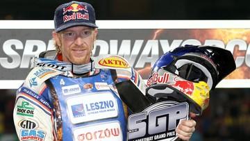 Crump: Dziesięć lat na podium Grand Prix powodem do dumy