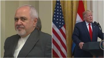 Władze USA blokują szefowi MSZ Iranu wystąpienie w ONZ. Nie chcą przyznać wizy