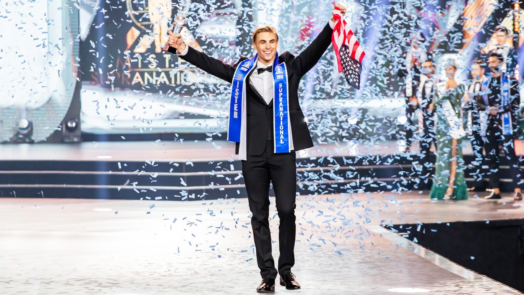 Już wiemy, kto zdobył tytuł Mister Supranational 2019! - Polsat.pl