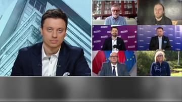 Zybertowicz: nie można poważnie traktować protestu przedsiębiorców. Łamią zasady sanitarne