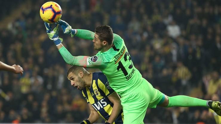 Legia weźmie bramkarza z ligi tureckiej? Jest zainteresowanie