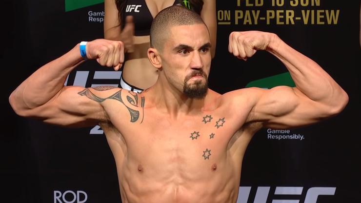 UFC: Były mistrz odwołał walkę. Chce ratować życie córki
