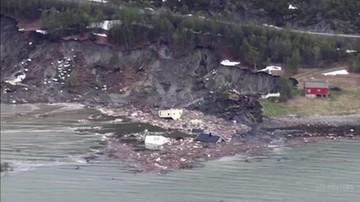 Domy znikały pod wodą. Potężne osuwisko w Norwegii
