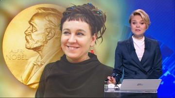 Olga Tokarczuk laureatką literackiej Nagrody Nobla. To piąty w historii Nobel dla polskiego pisarza