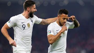 El. Euro 2020: Francja wygrała grupę H. Setny mecz Deschampsa