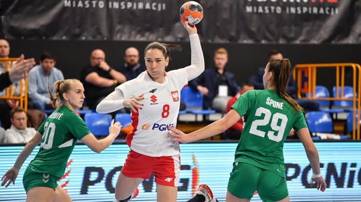 Piłka ręczna: Wysokie zwycięstwo Polski na turnieju w Lublinie