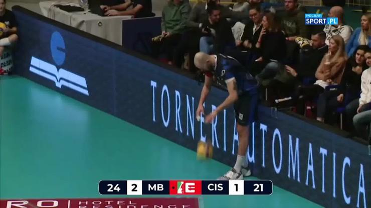As Kurka na wagę zwycięstwa z Top Volley Cisterną!